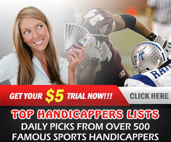 daily sports spicks from over 500 famous sports handicappers